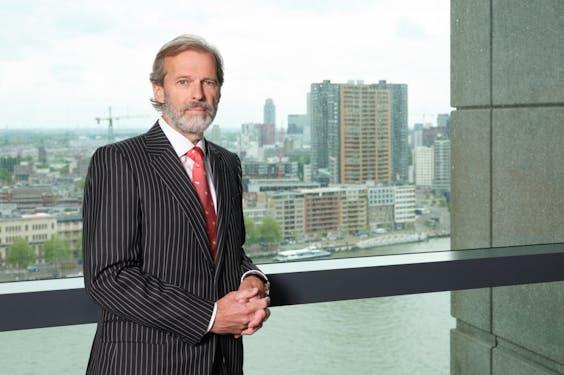 Allard Castelein, CEO Havenbedrijf Rotterdam