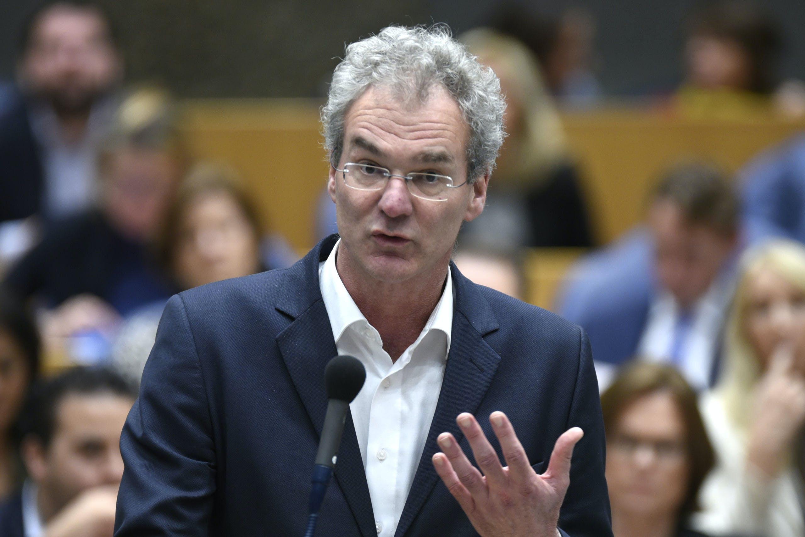 Ed Groot, oud-Kamerlid voor de PvdA.
