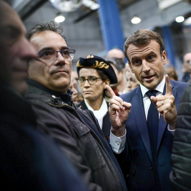 Franse regering vreest een nieuw sociaal front