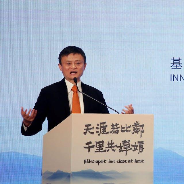 Jack Ma van Alibaba uit beeld verdwenen