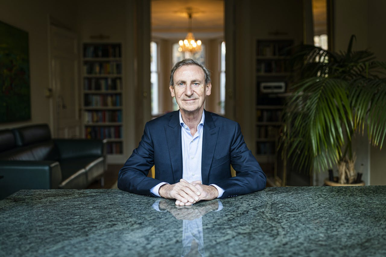 Rene Jansen, Ksa (Foto: fd.nl)