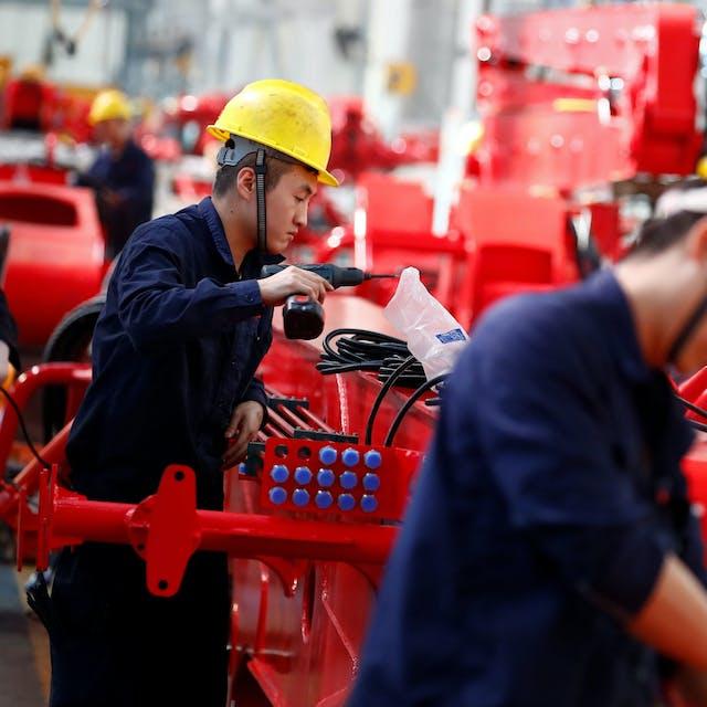 2 uur Chinese centrale bank verlaagt onverwacht rente - Het Financieele Dagblad