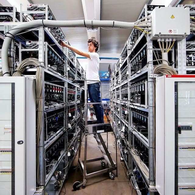 Zorgen over energieslurpende bitcoins nemen toe - Het Financieele Dagblad