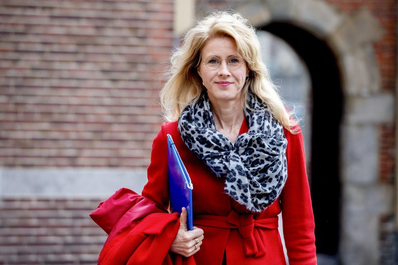 Mona Keijzer stelt CDA'ers voor om ruk naar rechts te maken