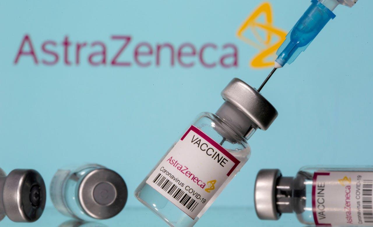 Het felbegeerde vaccin.