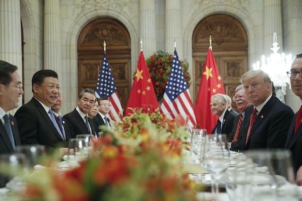 Handelsconflict Verenigde Staten en China