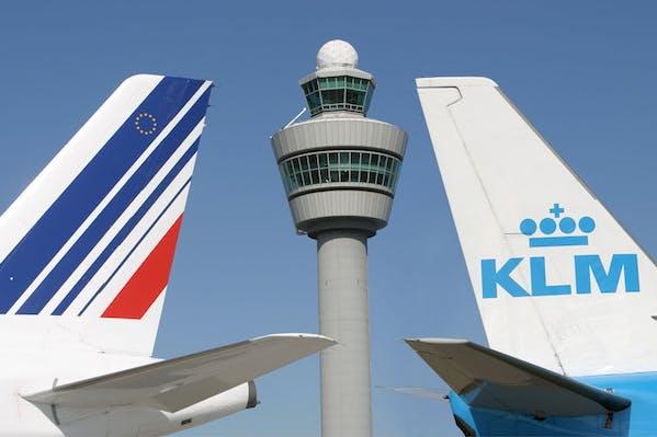 Het vechthuwelijk Air France-KLM