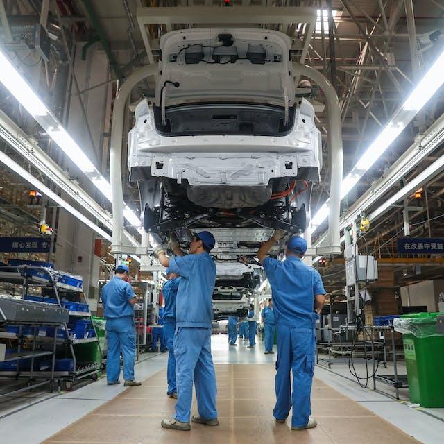 15:25 Chinese autogigant kijkt ook naar VDL Nedcar bij Europese expansie - Het Financieele Dagblad