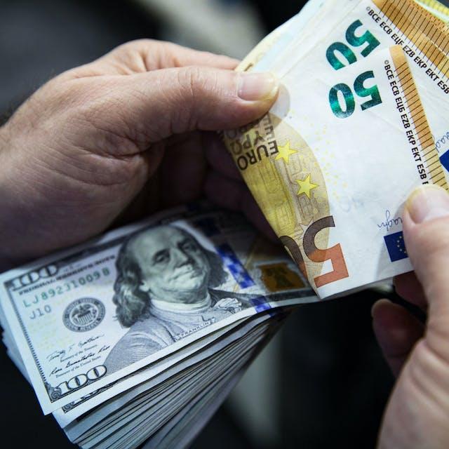 Euro koerst op het hoogste niveau sinds 2018