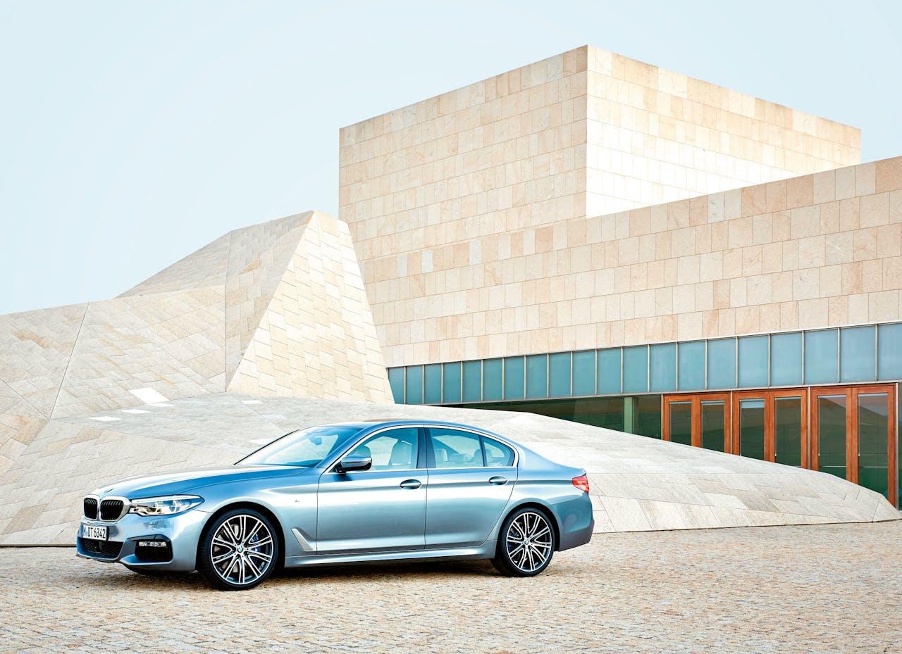 BMW 5 Serie, prijs vanaf € 57.065