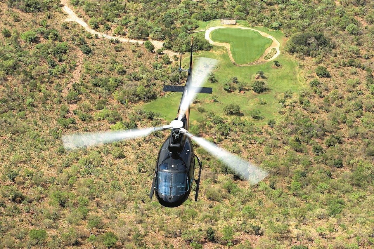 De Legend Golf in Zuid-Afrika.