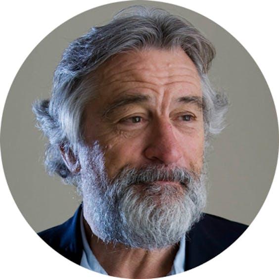 Acteur Robert de Niro (73).