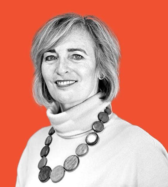 Caroline Doornebos, medisch directeur van MSD, vindt een wedstrijd voor antibiotica 'een heel creatief idee' en zegt dat haar bedrijf een prijsvraag zeker zou bestuderen.