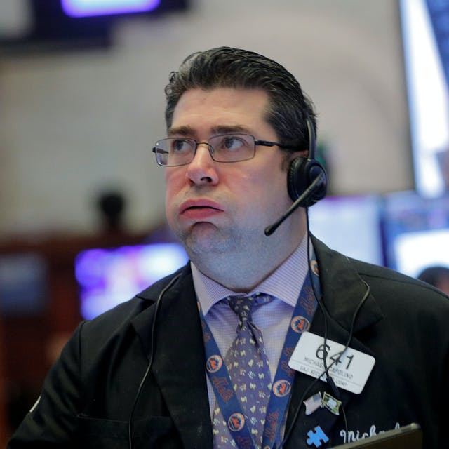 'Beleggers verwachten nieuwe klap op beurzen'