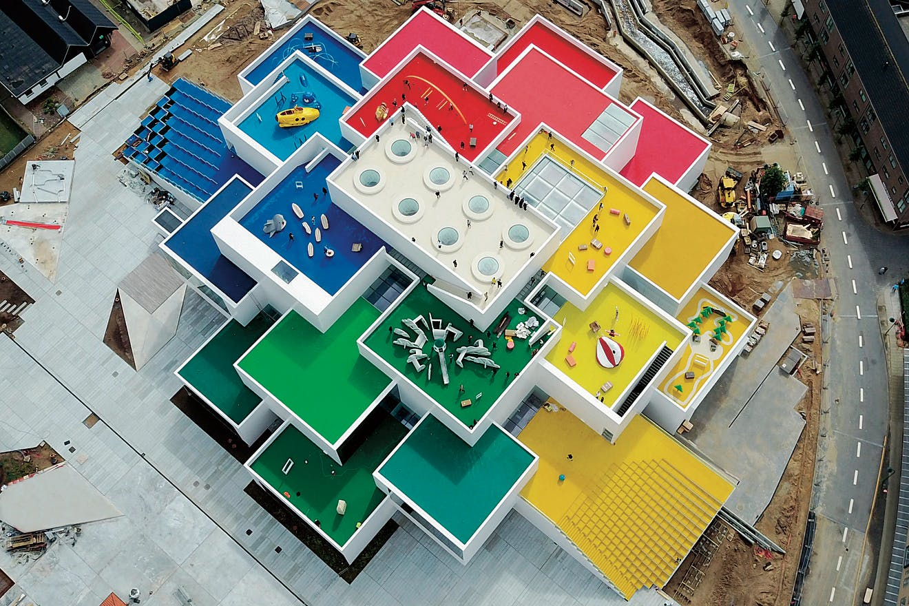 Lego House Billund Denmark by BIG [1280×853]