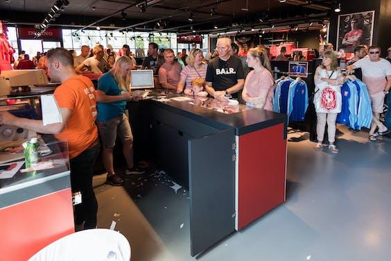 Twente Enschede Fanshop