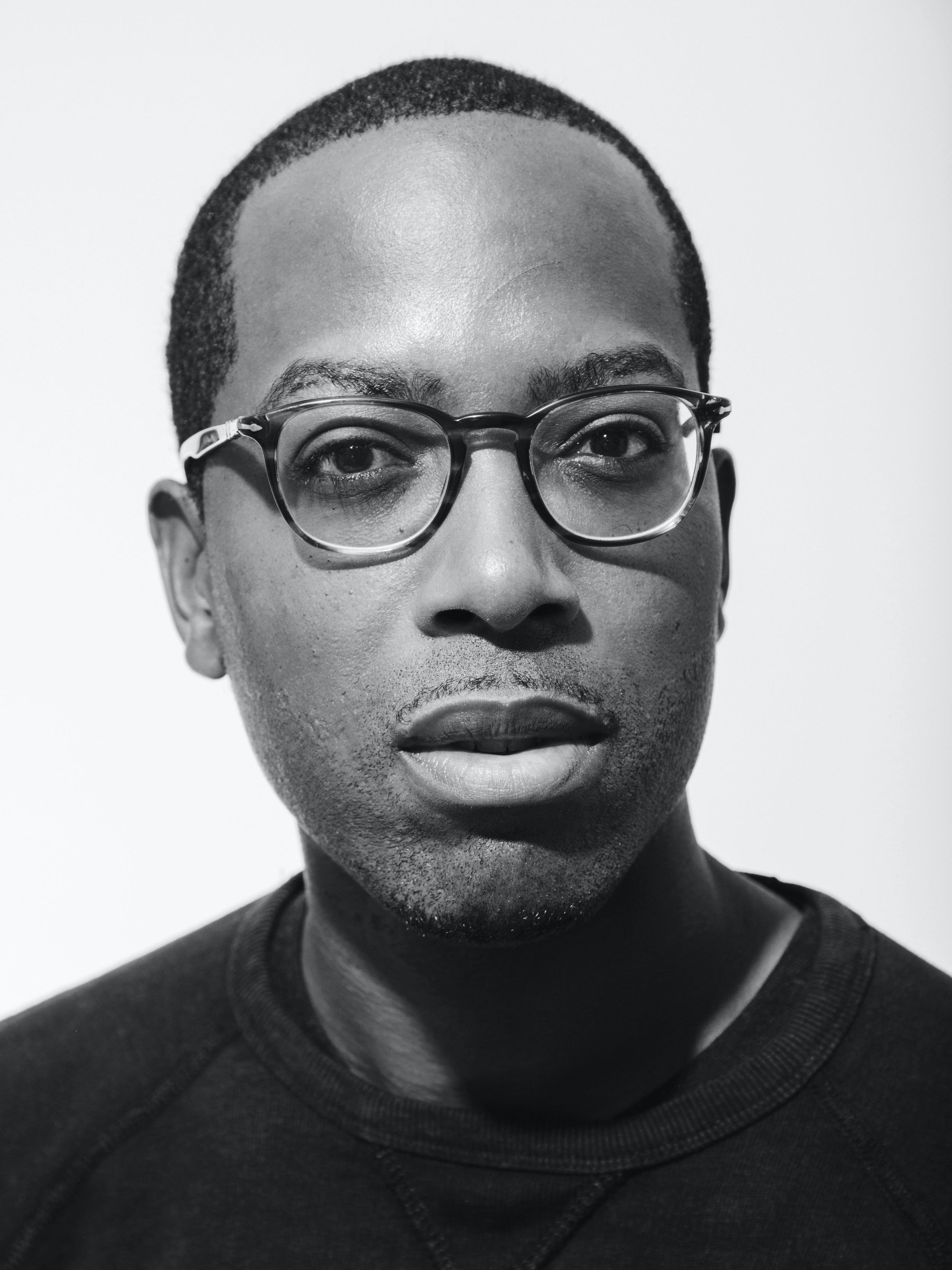 UNDATED -- BC-NYT-CORNER-OFFICE-TRISTAN-WALKER-PROCTER-GAMBLE-ART-NYTSF — Tristan Walker of Walker & Company. (CREDIT: Matt Edge/The New York Times)  --  ONLY FOR USE WITH ARTICLE SLUGGED -- BC-NYT-CORNER-OFFICE-TRISTAN-WALKER-PROCTER-GAMBLE-ART-NYTSF -- OTHER USE PROHIBITED.