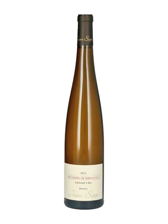 Jean Sipp, Grand Cru Kirch-berg de Ribeauvillé 2012, €31, wijnkoperijdelange.nl