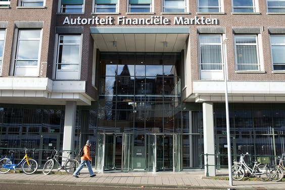 Toezichthouder Autoriteit Financiële Markten