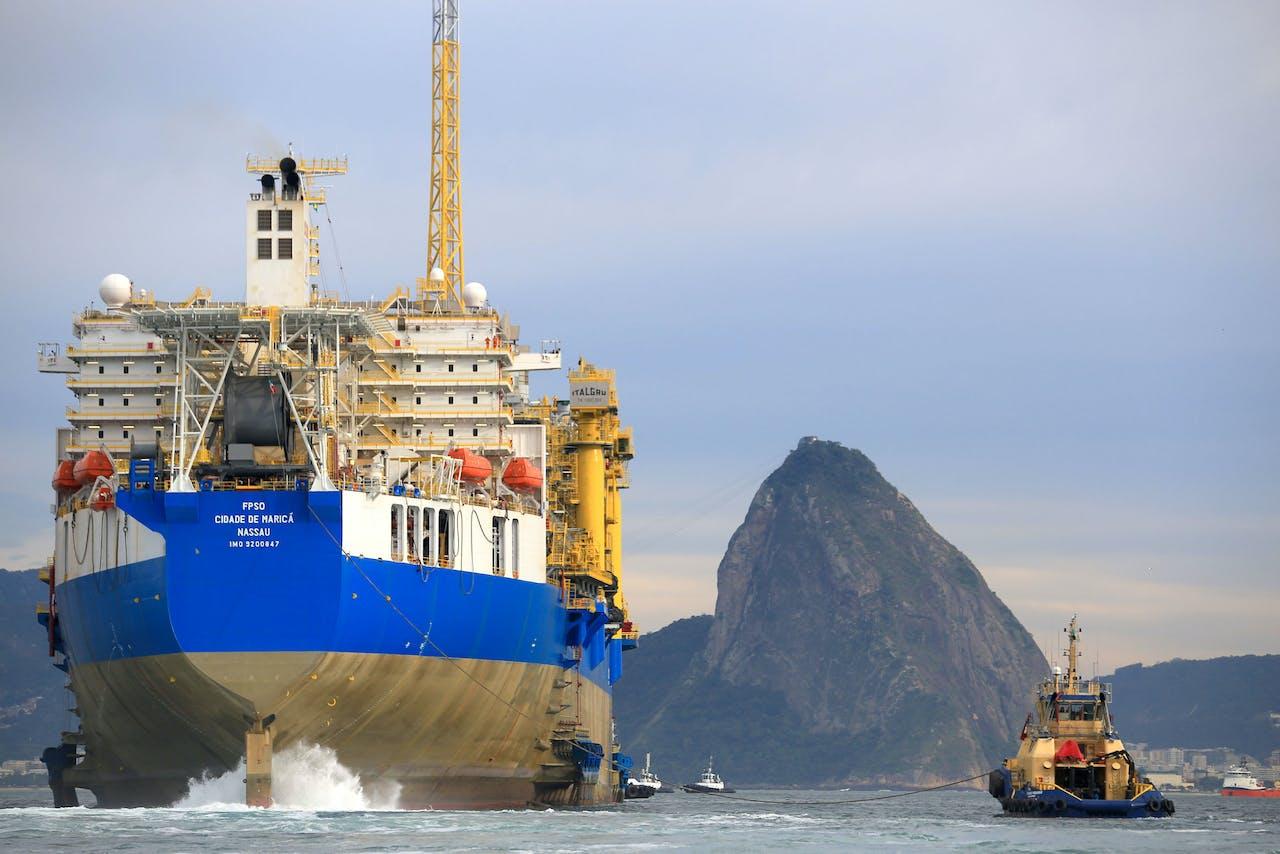 SBM Offshore trof twee weken geleden een schikking in een langlopende corruptiezaak in Brazilië.