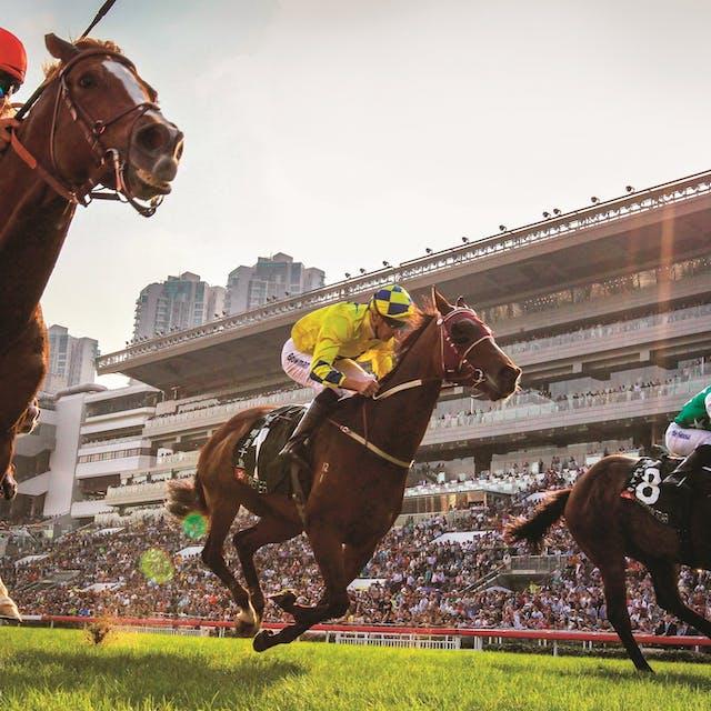 Citaten Zoon Hongkong : Frederik van der schoot gaat naar paardenrennen in