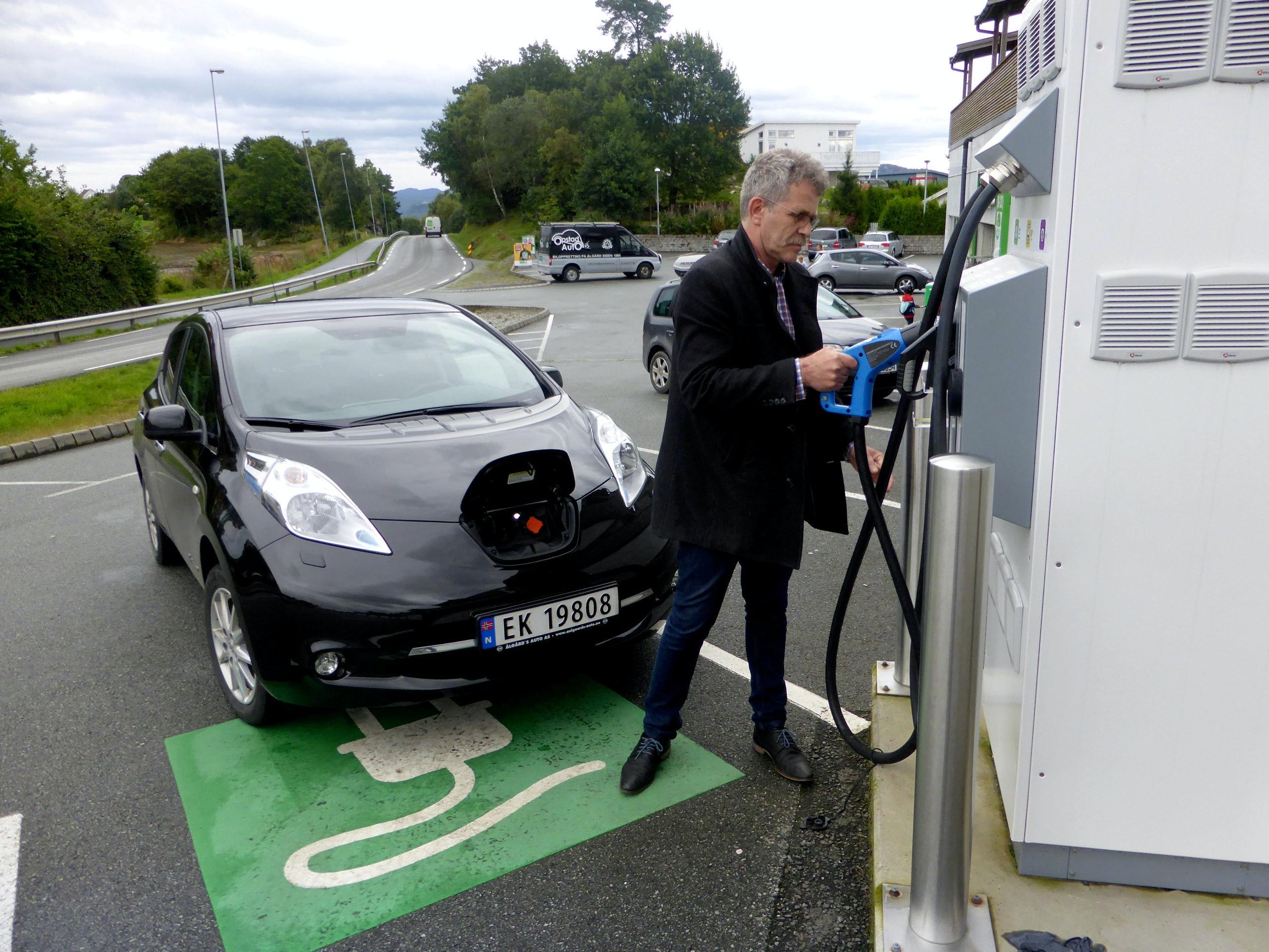 Nissan 2025 Wordt Keerpunt Voor Elektrische Auto