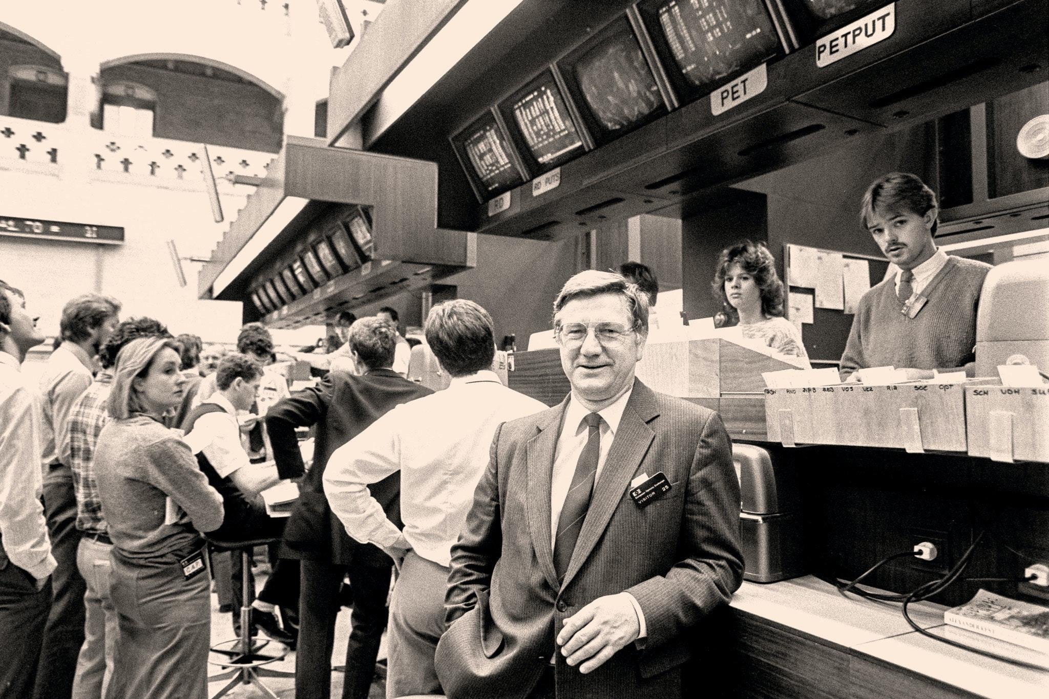 De Optiebeurs 40 jaar