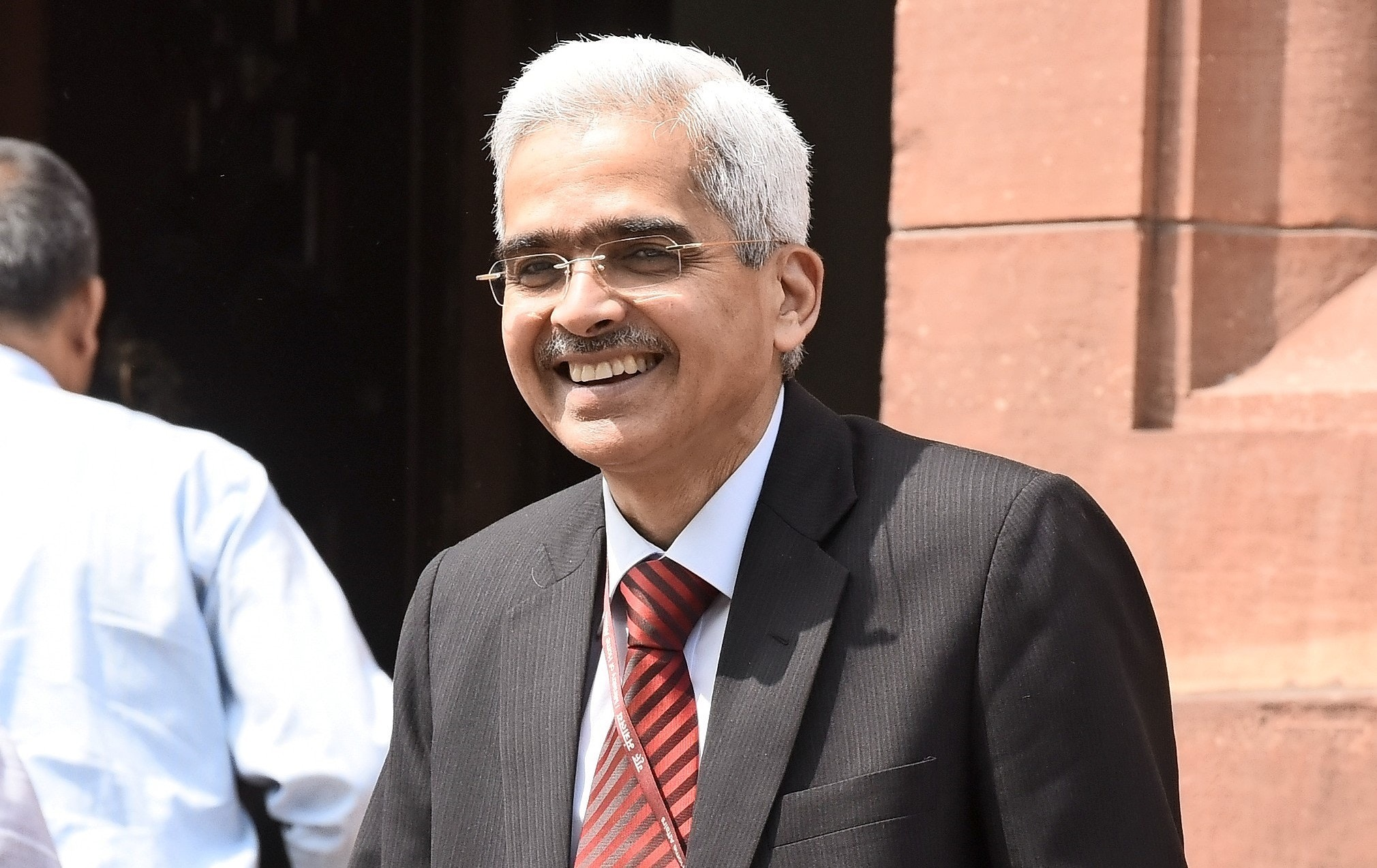 NEW DELHI, INDIA - MARCH 15: Shaktikanta Das, Finance Secretary, during the Parliament Budget Session on March 15, 2016 in New Delhi, India. The Lok Sabha discussed The Real Estate Regulator (Regulation and Development) Bill that seeks to protect the interests of property buyers against unscrupulous promoters and set up a sectoral watchdog. The bill, pending before the Parliament since 2013, got approval of the Rajya Sabha on March 10. (Photo by Sonu Mehta/Hindustan Times via Getty Images)
