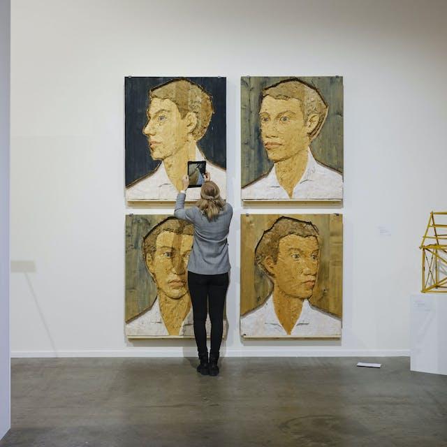 Duitse kunst is de kurk waarop Christie's drijft