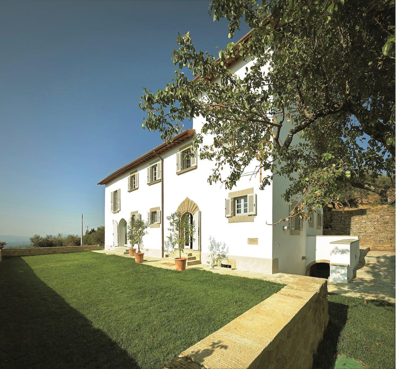 Huis te koop bijzondere vakantie huizen in zuid europa for Bijzondere huizen te koop