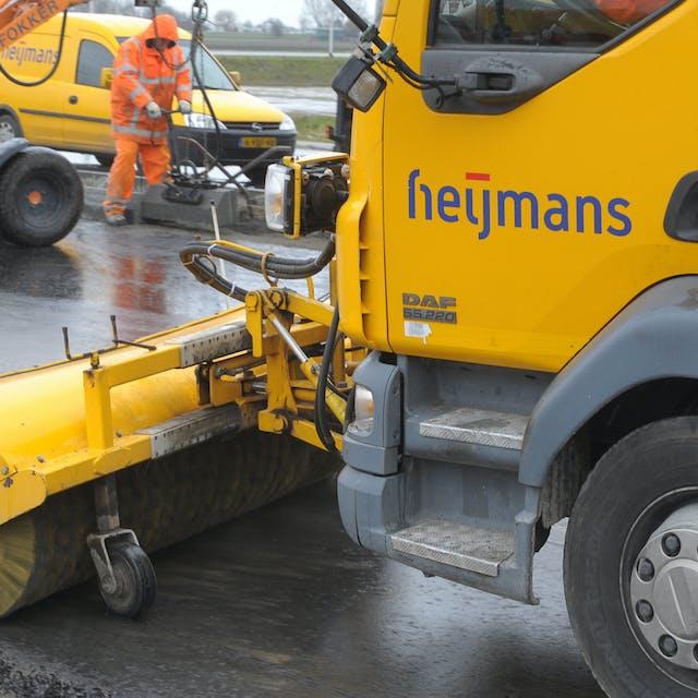 Wegen- en waterbouwbedrijven zien orderportefeuilles sterk dalen - Het Financieele Dagblad