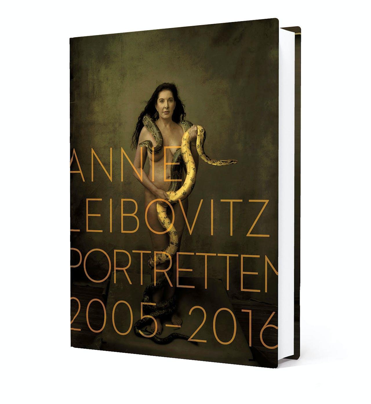 Annie Leibovitz: portretten 2005-2016, uitgeverij Lannoo, €79.