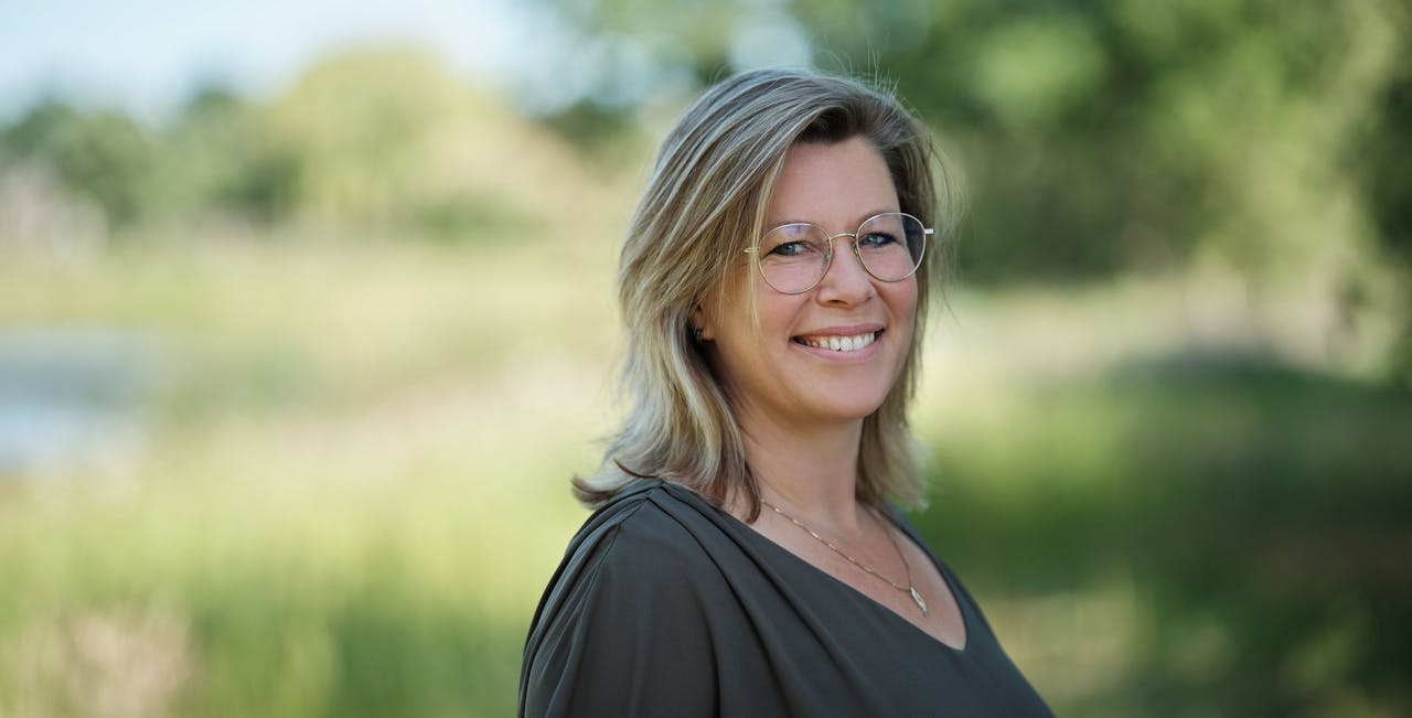 Sandra Garretsen is oprichter van de regionale arbodienst VitaMee en Richt Training & Coaching.