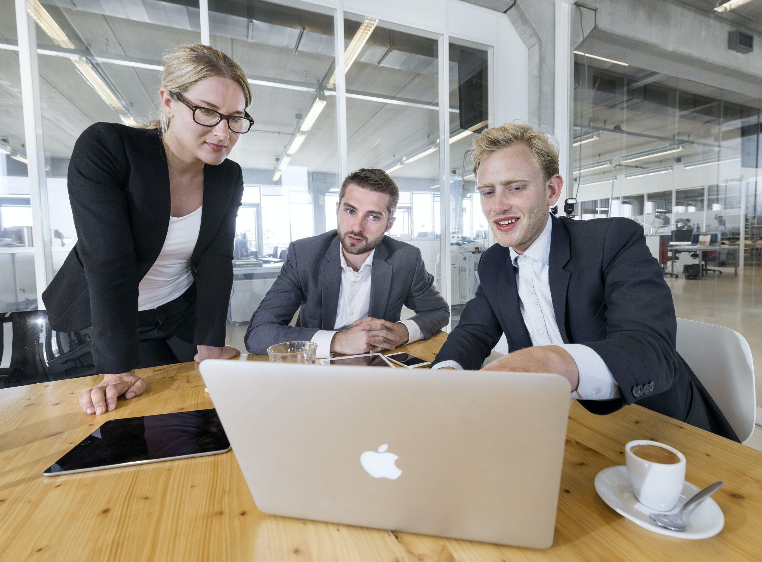 Uitdagend werk en ontwikkeling staan bij millennials voorop