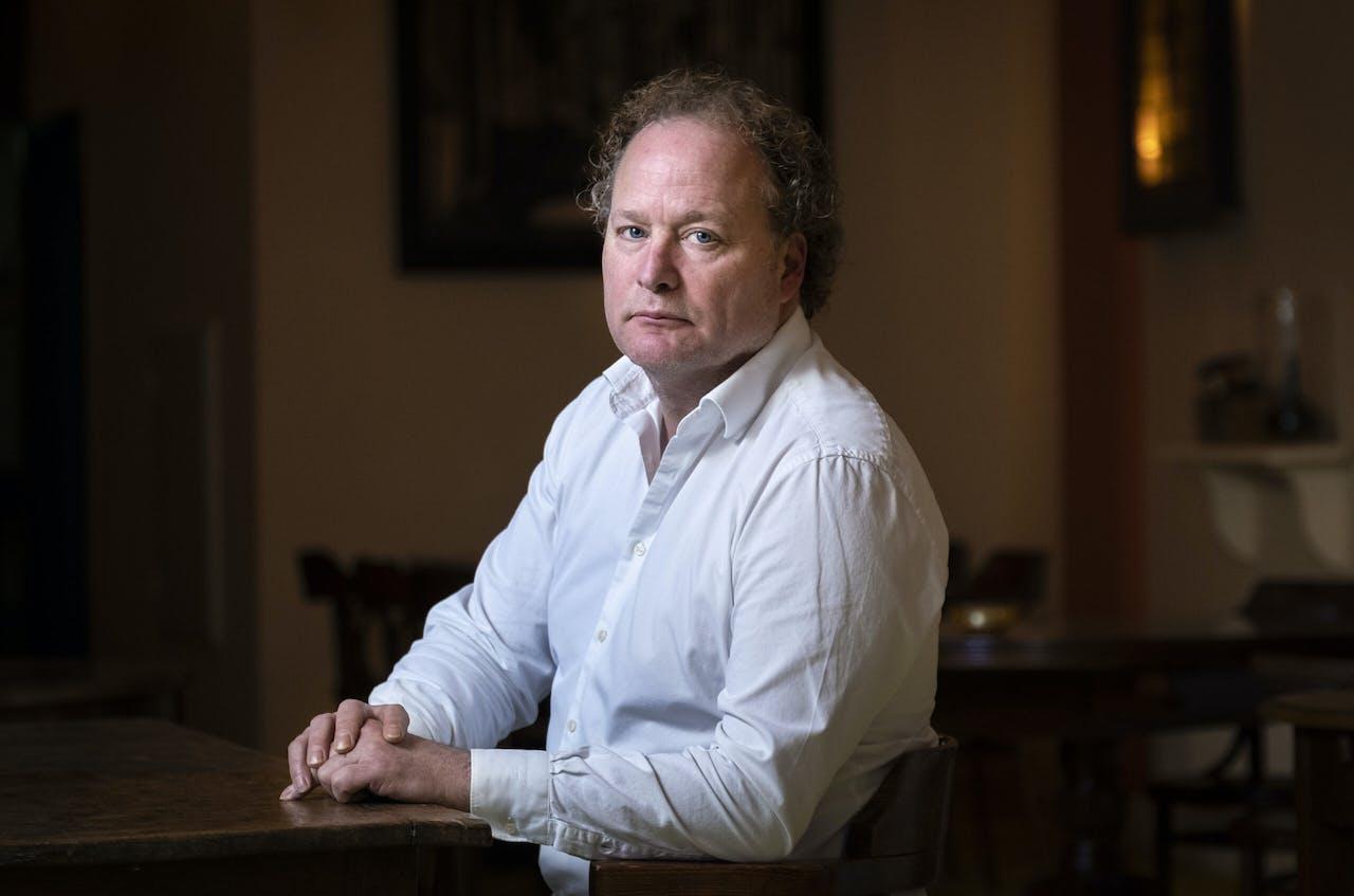 Alain Legel opende in juli zijn restaurant Chez Antoinette in Deventer, maar moest in oktober sluiten vanwege de gedeeltelijke corona-lockdown. Hij heeft geen recht op loonsteun.