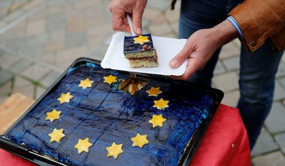 De Europese verkiezingen zijn een feestje!