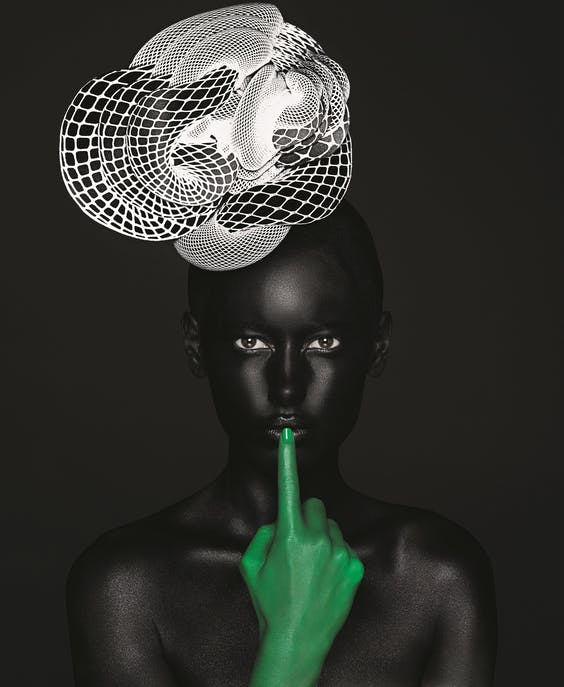 'Green Finger'.