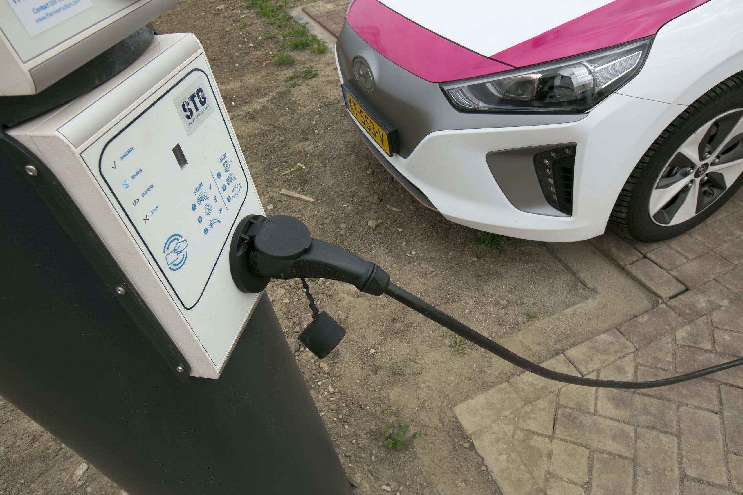Wereldwijd Meer Dan Twee Miljoen Elektrische Auto S