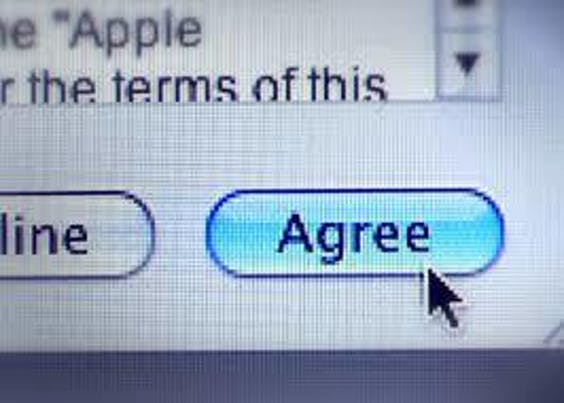 Ellenlange, juridische teksten mogen onder de nieuwe wet niet meer. Gebruikers moeten begrijpen waar ze toestemming voor geven.