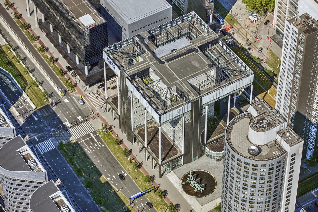 Google Hoofdkwartier Londen : Unilever verkiest rotterdam boven londen voor hoofdkantoor