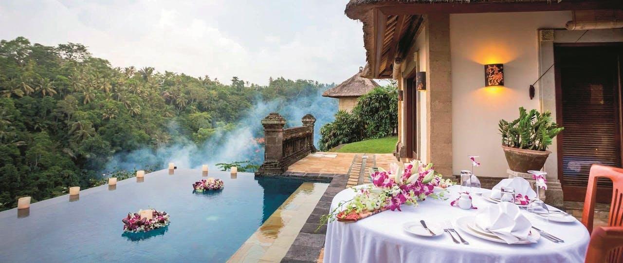 Villa in resort Puri Wulandari