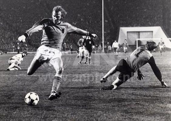 DDR-Nederland in het Zentralstadion in 1979 (2-3)