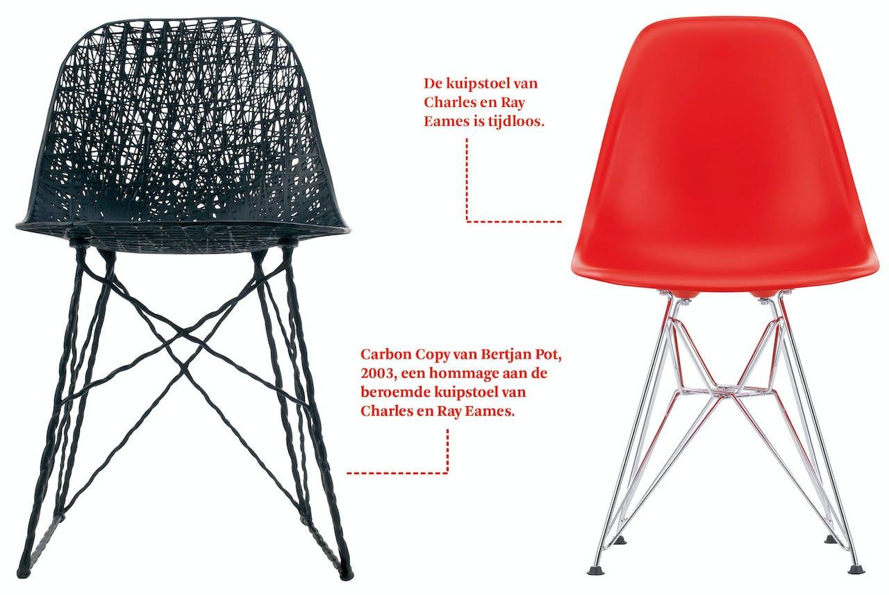 Eames Bureaustoel Kopie.Vitra Stoel Replica Excellent Office Chairs With Vitra Stoel
