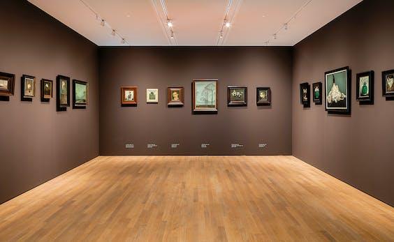 Museum More in Gorssel, waar de collectie moderne realisten van Hans Melchers te zien is.