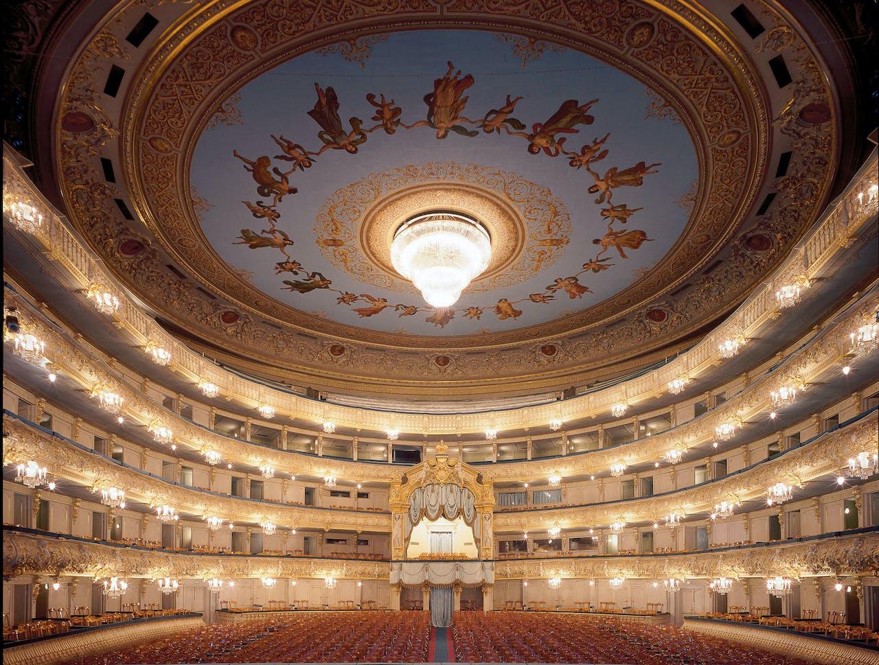 Het Mariinski Theater.