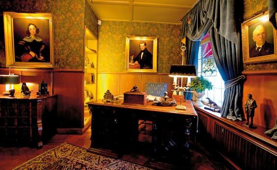 Het kantoor van Carel Nolet sr.