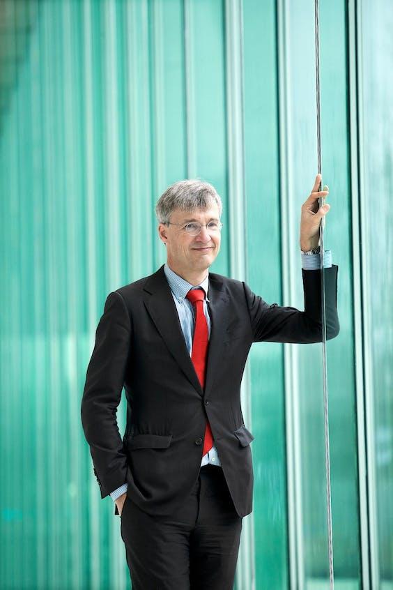 Maarten Feteris. Foto: Peter Strelitski voor het FD