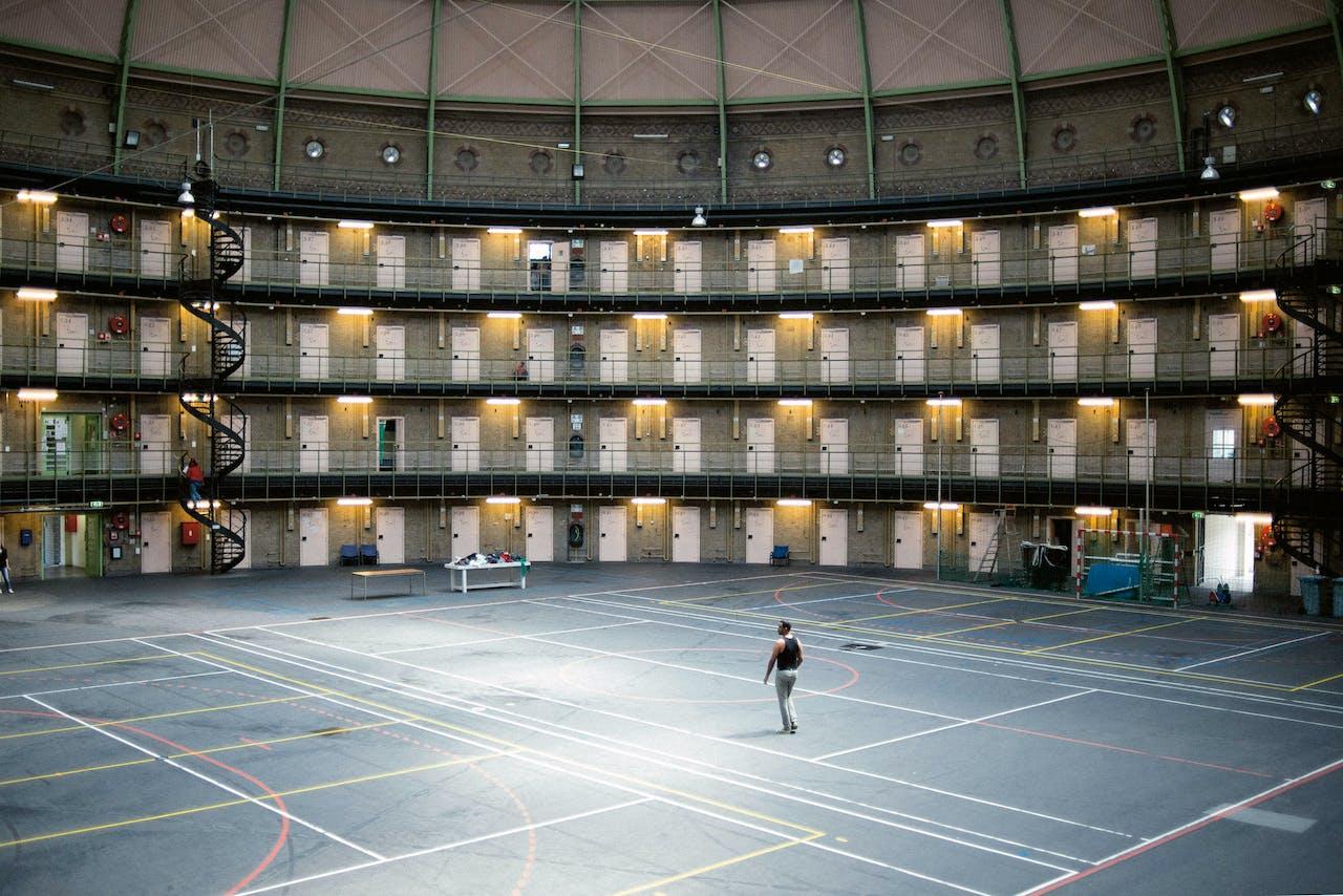 Celdeling for Gevangenis de koepel haarlem