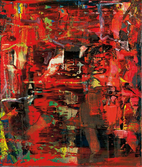 'Abstraktes Bild (947-8)', 2016