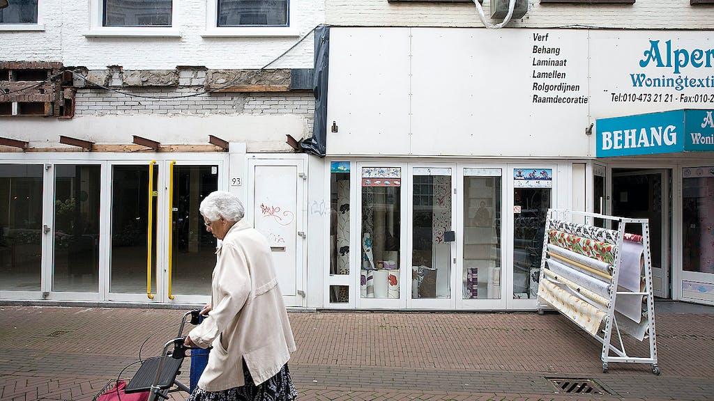 In Het Leegste Winkelcentrum Van Nederland Is Subsidie Niet Langer